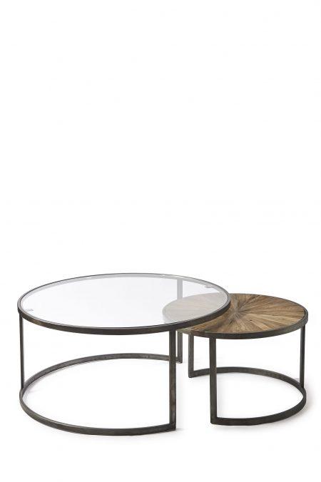 407480 Cameron Coffee Table Set van 2 Riviera Maison Eindhoven