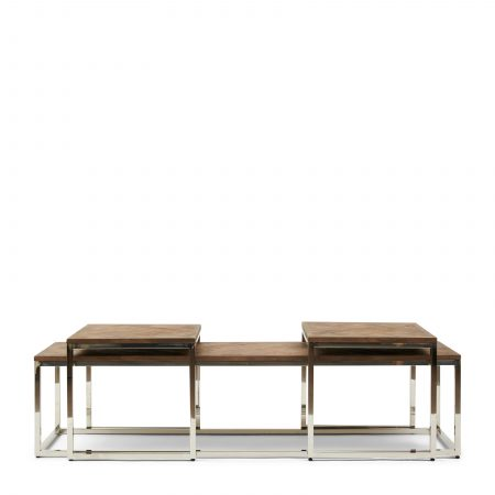 445620 Bushwick Coffee Table Set 3 Riviera Maison Eindhoven