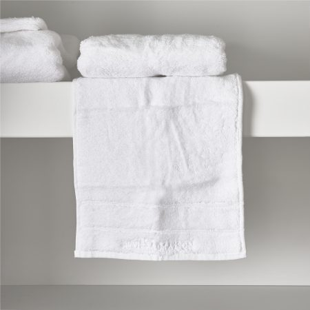 466810 RM Hotel Guest Towel white 50x30 Riviera Maison Eindhoven