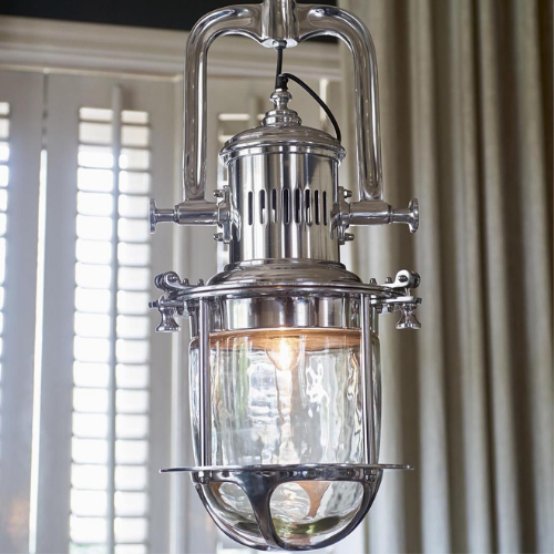 Boathouse Hanging Lamp 316510 Riviera Maison Eindhoven