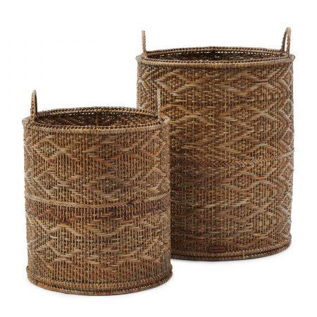 473240 Cap d'Antibes Basket Set Of 2 pieces Riviera Maison Eindhoven