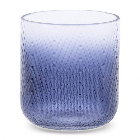 475830 Zigzag Votive blue Riviera Maison Eindhoven