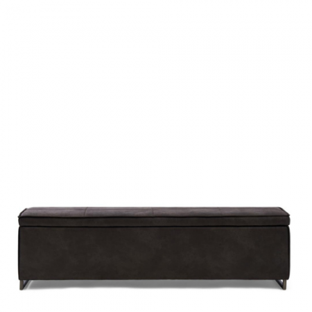 4683003 Club 48 Bench With Lid, pellini, espresso Riviera Maison Eindhoven