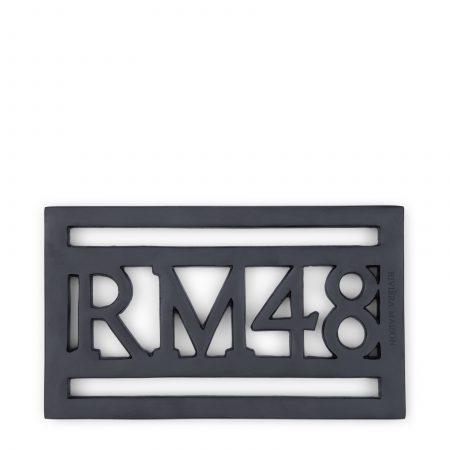 480870 RM 48 Trivet black Riviera Maison Eindhoven