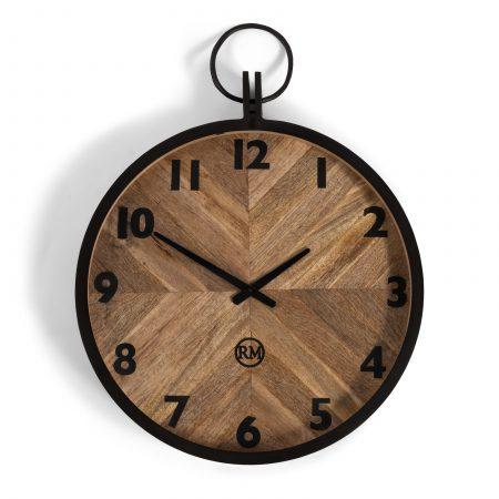 482160 RM Calgary Wall Clock Riviera Maison Eindhoven