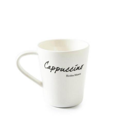 260930 Classic Cappuccino Mug Riviera Maison Eindhoven