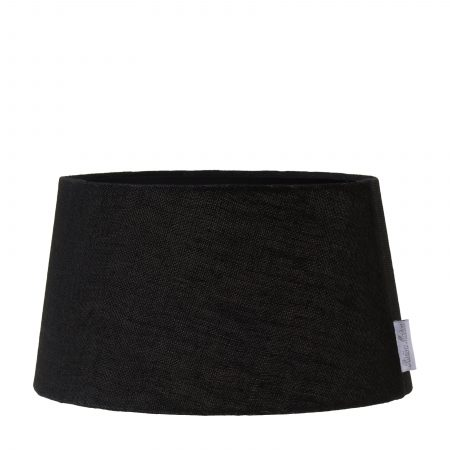 483790 Loveable Linen Lampshade all black 25x30 Riviera Maison Eindhoven