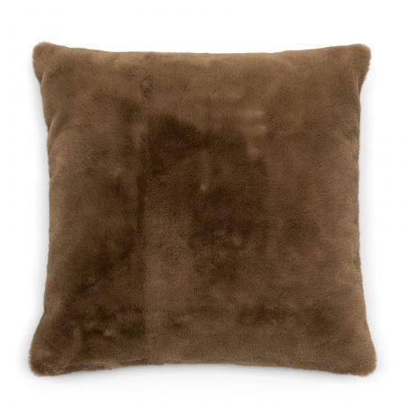 490110 Faux Fur Pillow Cover moss 50x50 Riviera Maison Eindhoven